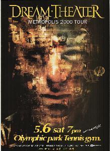 Dream Theater : Metropolis 2000 Tour